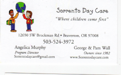 Sorrento Day Care
